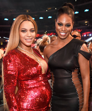 Laverne Cox Finally Achieves the Dream of Meeting Beyoncé
