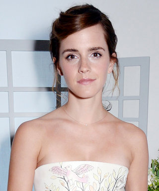Emma Watson Is a True Beauty in This Princess Gown