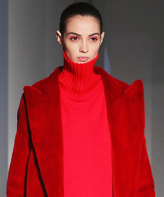 MonseandProenza Schouler Set the Tone with Extroverted Fashion