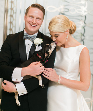 4 Fun Ways to Include Your Pet in Your Wedding