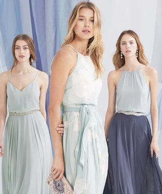 How to Ace the Mismatched Bridesmaid Dresses Trend