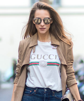 Everyone Is Wearing this Gucci Tee at Fashion Week