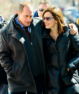 Benson and Stabler's Sweet SVU Reunion Gives Us All the Feels
