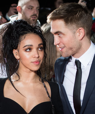 Reminder: Robert Pattinson and FKA Twigs Are Still Crazy in Love