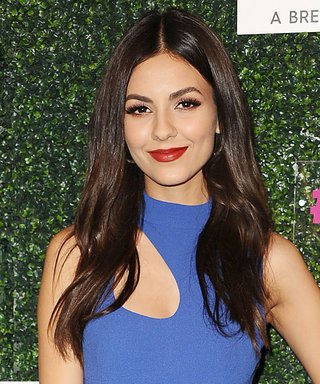 You HAVE to See the Bottom of Victoria Justice's Dress