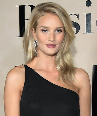 Rosie Huntington-Whiteley's Best Maternity Style Moments