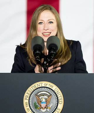 Chelsea Clinton's Daughter Just Went on Her First Protest March