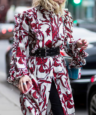 All the Chicest Street Style Moments from London Fashion Week