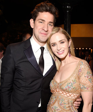 8 Times Emily Blunt and John Krasinski Were #RelationshipGoals