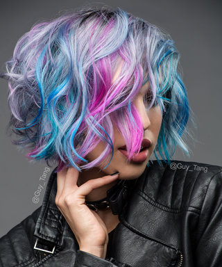 This New Line of Hair Dyes Was Inspired By Your Favorite Instagram Trends