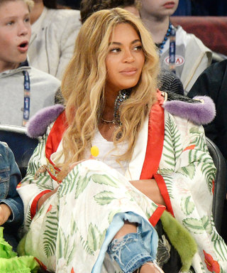 Get Beyoncé's Chic Kimono Look for Less (Much, MUCH Less)