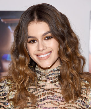 The Secret Behind Kaia Gerber's Full Brows