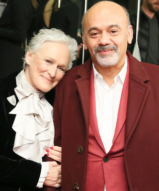 Christian Louboutin Just Made Your New Fave Shoes—& Glenn Close Helped!