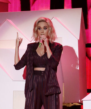 Katy Perry Brought Down the House During Brit Awards Performance