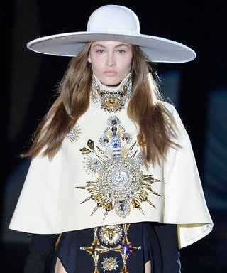 The Young Pope Is Fausto Puglisi's Fall 2017 Muse
