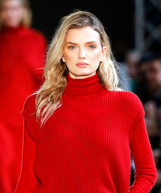 Trending Red Hot: The Best Red Looks from the Fall 2017 Season