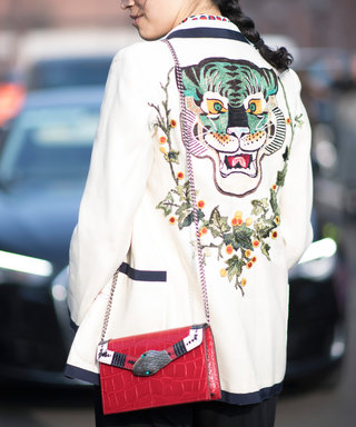 Street Style Trend Alert: The Chain-Strap Bag