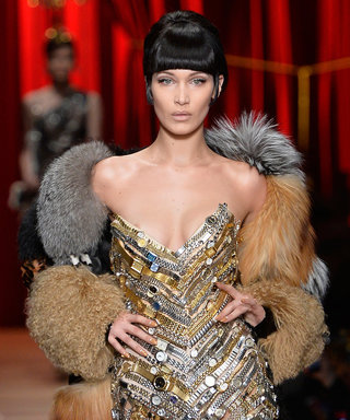 From Trashy to Flashy: Moschino and Gucci Surprise with Dramatic Fashion