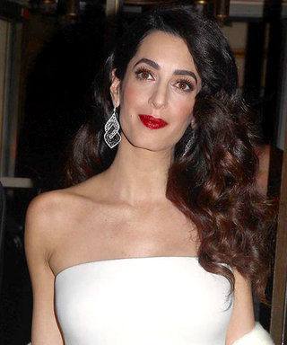 Amal Clooney's Baby Bump Steals the Spotlight in Paris