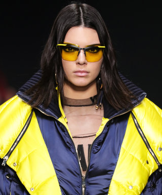 Kendall Jenner Just Made Visor Sunglasses a Thing