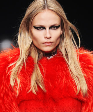 The 10 Looks That Sum Up Versace's Fall 2017 Collection