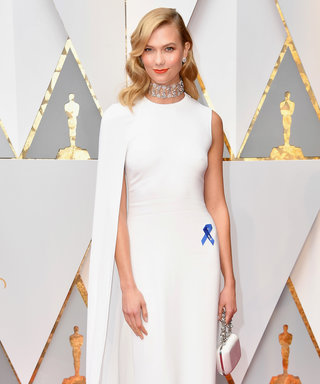 Karlie Kloss's Oscars Dress Sure Looks Familiar