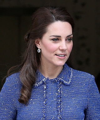 Kate Middleton Channels Modern-Day Jackie Kennedy for Children's Hospital Visit