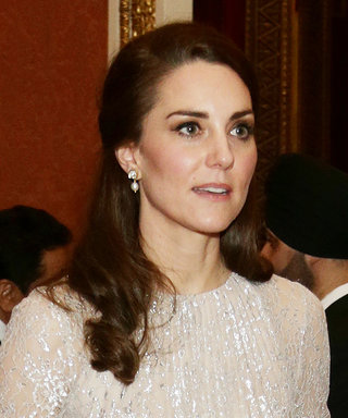 """How to Get the Cinderella-Inspired """"Slippers"""" Kate Middleton Wore"""