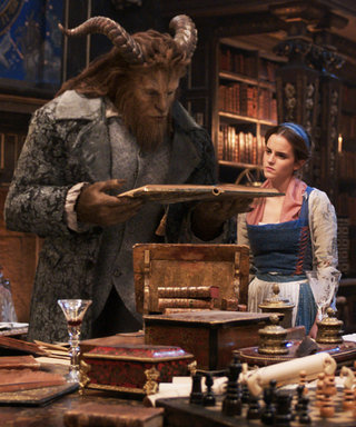The Beast Gets a Charm Lesson in This New Beauty and the Beast Clip