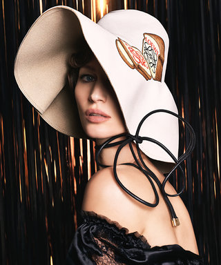 Gisele Bündchen Dares You to Wear a Floppy Hat This Year