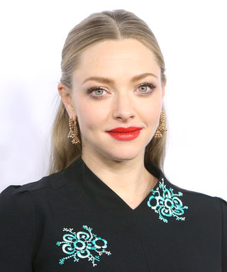 Pregnant Amanda Seyfried Channels Spring at The Last Word Premiere