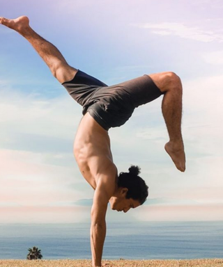 9 Super Hot (And Also Totally Inspirational) Male Yogis Of Instagram