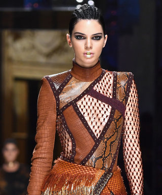 The Looks All the Celebs Will Be Wearing Right off the Balmain Runway
