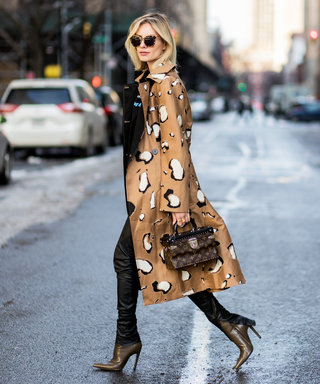 15 Transitional Coats to Wear Before It's Hot