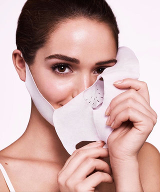 Charlotte Tilbury's Dry Face Mask Is Your 15-Minute Secret To Great Skin