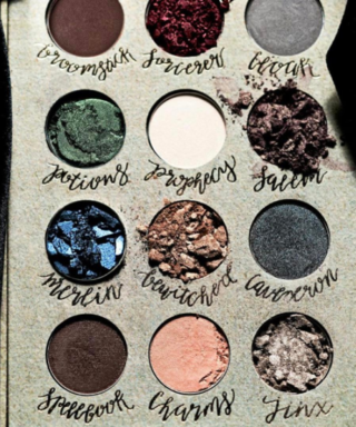 This Beauty Brand Just Created A Harry Potter Eyeshadow Palette And We Died