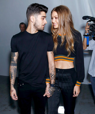 Zayn Malik Reveals His and Gigi's Sweet Nicknames