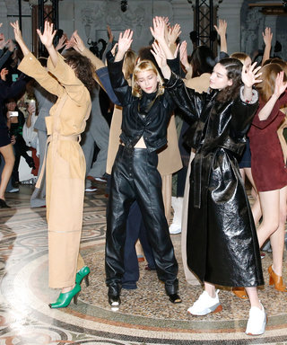 "Models at Stella McCartney Dance Along to ""Faith"" as a Tribute to George Michael"
