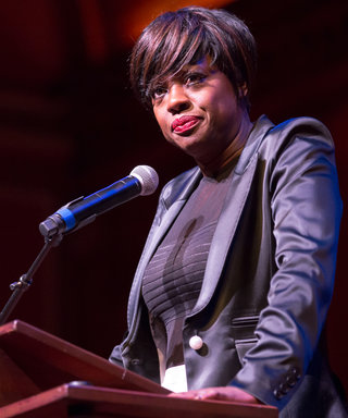 Viola Davis Fights Back Tears During Her Harvard Artist of the Year Speech