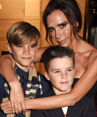 Victoria Beckham Welcomes Son Romeo to Instagram