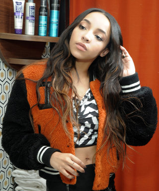 Tinashe Reveals Why She's Obsessed with Having Curly Hair