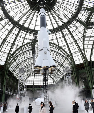 Ground Control To Major Karl: A Supersonic Chanel Show