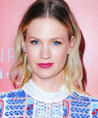 January Jones Just Gave You Another Reason to Get a Shag