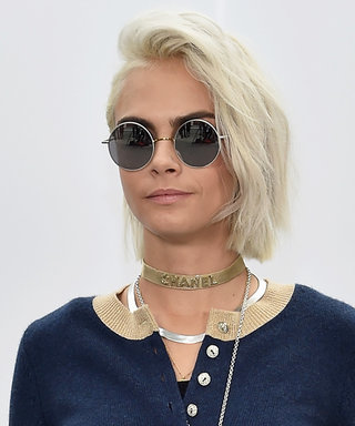 Cara Delevingne Wore the Most Cara Delevingne Outfit (and We're Obsessed)