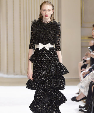 See the Best Dresses from the Giambattista Valli Fall 2017 Runway