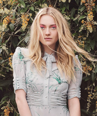 Here's Dakota Fanning's Ethereal Spring Fashion Shoot for Jimmy Choo