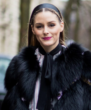 Fur *AND* Florals? Olivia Palermo Convinces Us It Can be Done