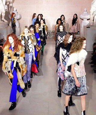 See All the Looks from the Louis Vuitton Fall 2017 Runway Show