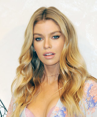 Stella Maxwell On Matte Lipsticks, Hotel Room Work-Outs And Her Model WhatsApp Group