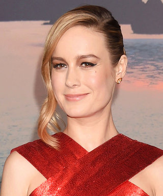 Brie Larson's Red Carpet Look = Modest yet Ultra-Glam